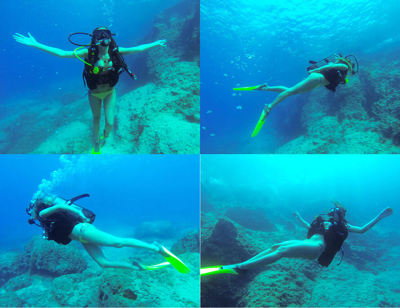 discover diving