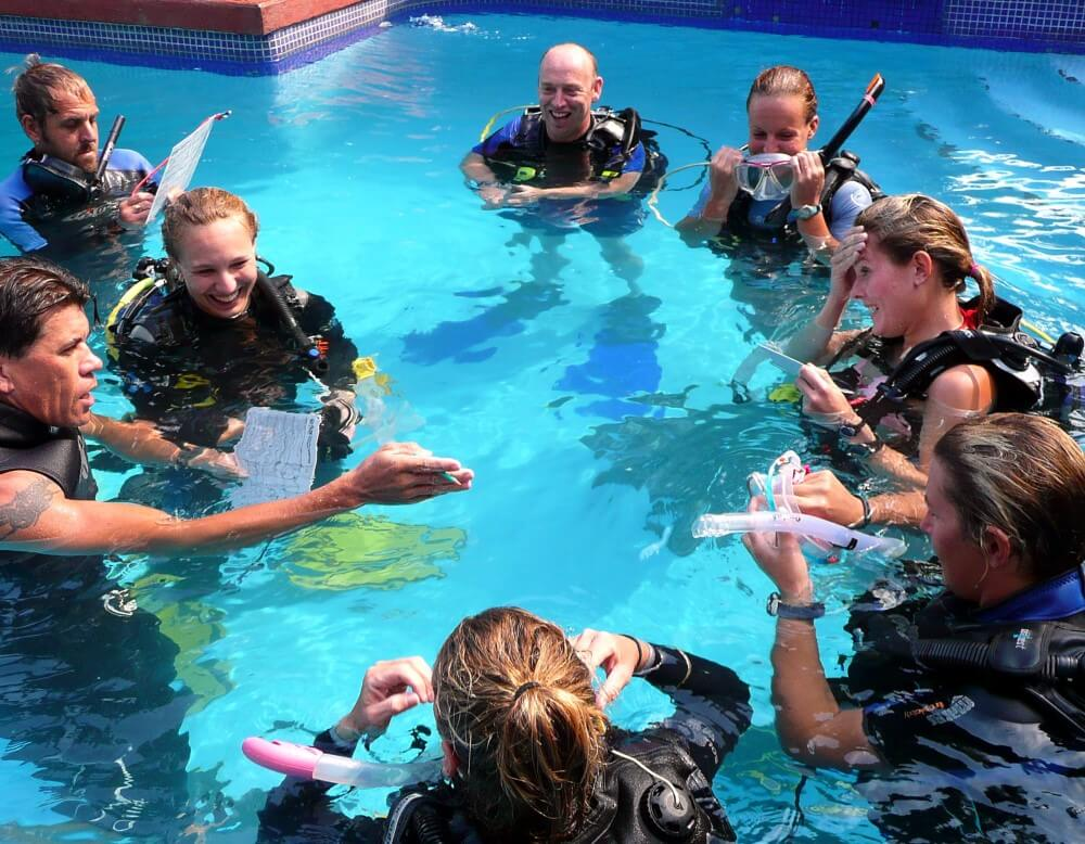 Become a Dive Instructor