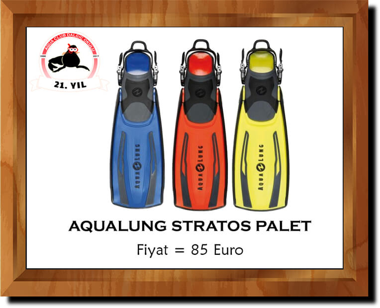 Aqualung Stratos Palet