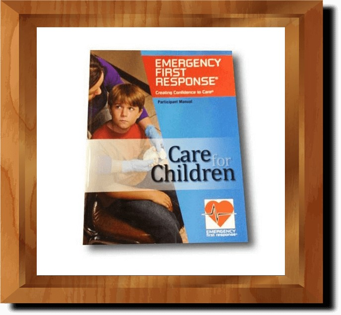 EFR Care for Children Manual (English)