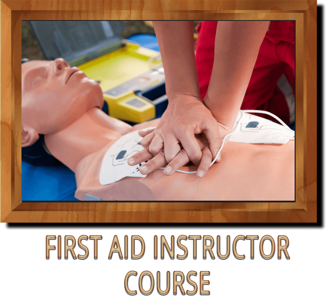 FIRST AID INSTRUCTOR COURSE ANKARA